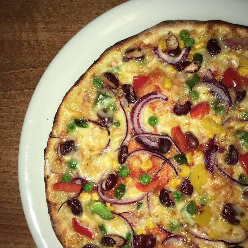 Mexikanische Pizzen