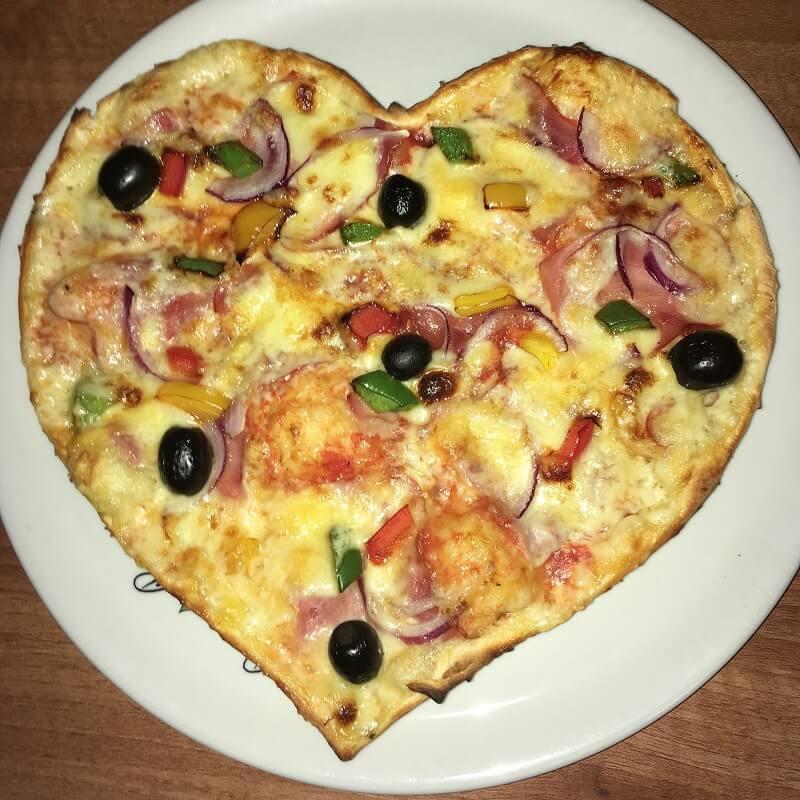 Spezial Pizzen